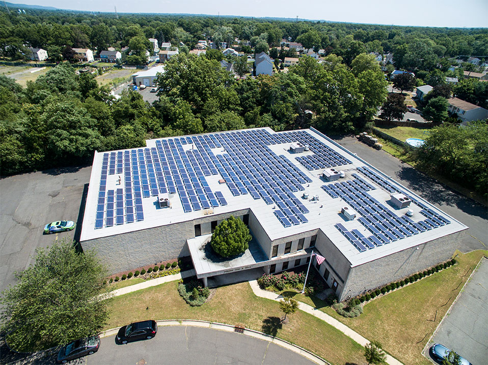 Solar Energy Systems For Nj Commercial Building