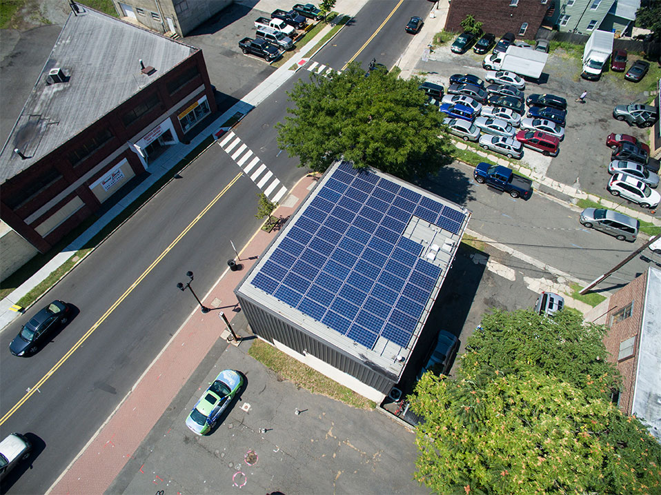 Commercial Solar Panel Installation In New Jersey Solar