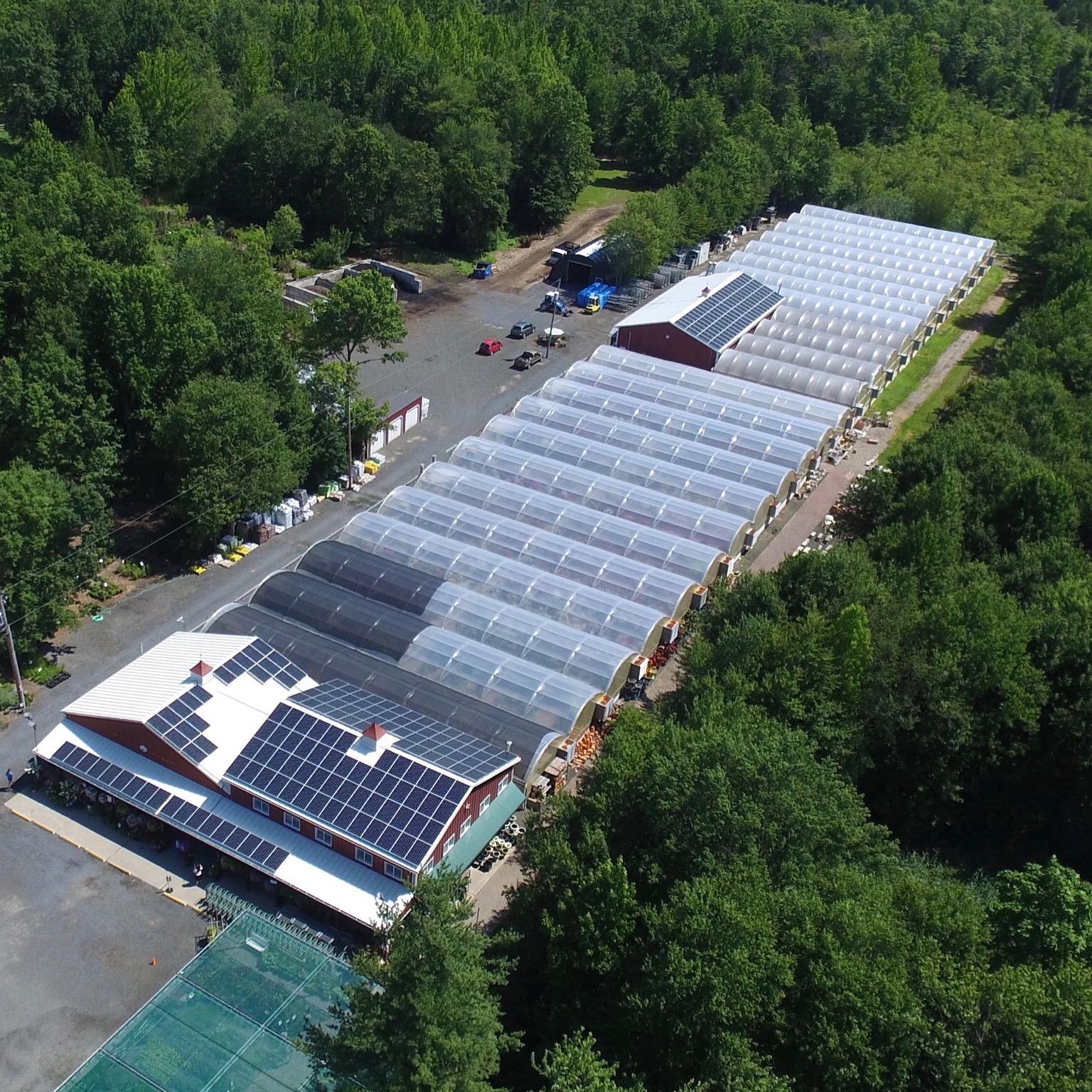 Commercial Solar Panel Installation In New Jersey Solar