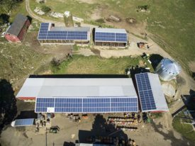 """Andover, NJ """"Tranquility Farms"""" - 106.6 kW"""