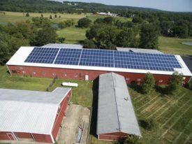"Skillman, NJ ""Thornrigefarm"" - 51.84 kW"