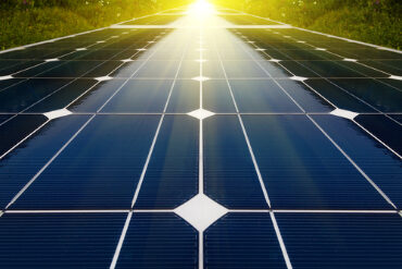 Power,Plant,Using,Renewable,Solar,Energy,With,Light