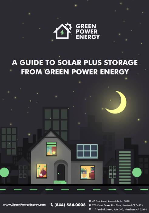 Guide Solar Plus Storage